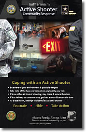 Antiterrorism: Active Shooter Community Response