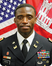 COL Calvin C. Hudson II - District Commander