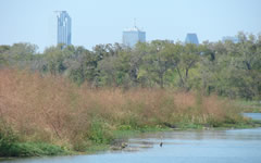 Dallas Floodway Extension Project