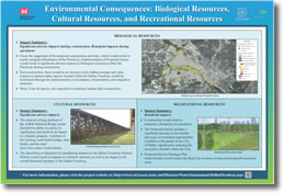Environmental Consequences: Biological Resources, Cultural Resources, and Recreational Resources
