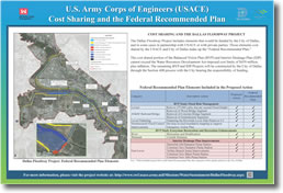U.S. Army Corps of Engineers (USACE) Cost Sharing and the Federal Recommended Plan