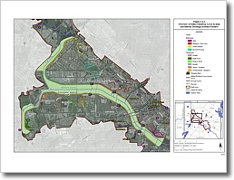 Dallas Floodway Map