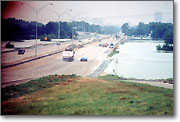 June 1989: Flood Water at US175